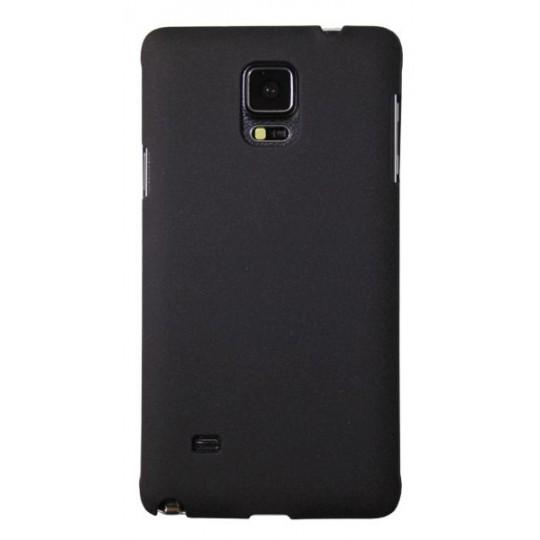 Samsung Galaxy Note 4 - Okrasni pokrovček (06) - črn
