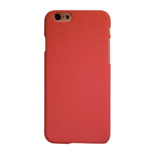 Apple iPhone 6/6S - Okrasni pokrovček (06) - rdeč