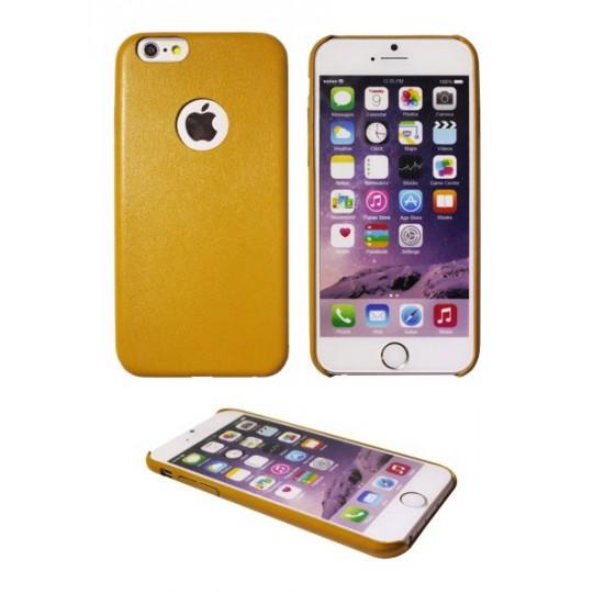 Apple iPhone 6/6S - Okrasni ovitek (43) - rumen