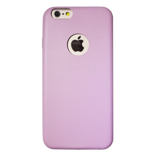 Apple iPhone 6/6S - Okrasni ovitek (43) - svetlo roza