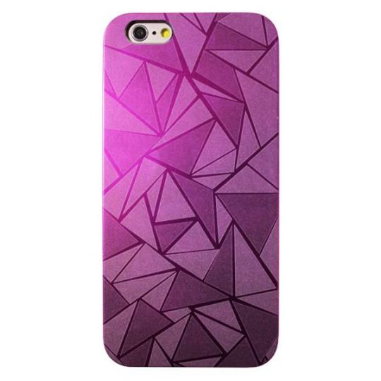 Apple iPhone 6/6S - Okrasni ovitek (44) - roza