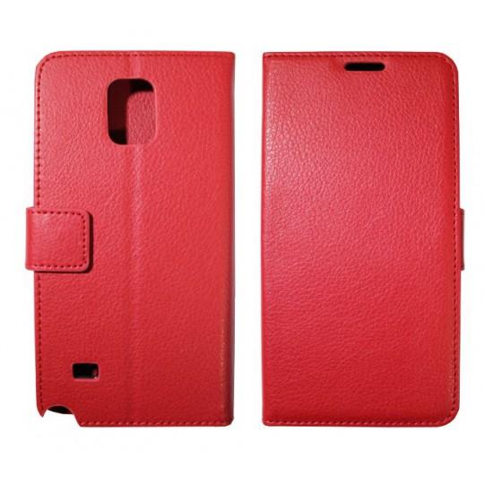 Samsung Galaxy Note Edge - Preklopna torbica (WL) - rdeča