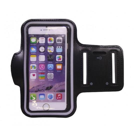 Športna torbica za na roko iPhone 6/6S (PT) - črna