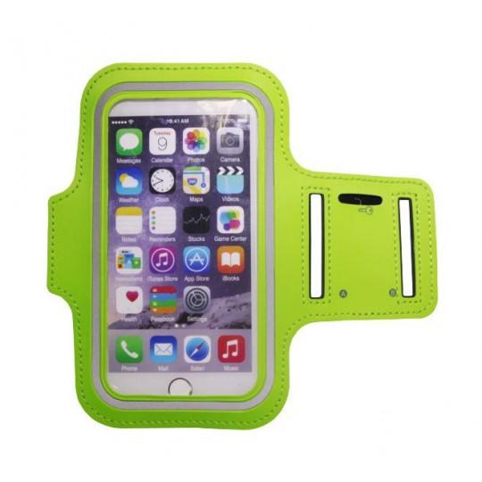Športna torbica za na roko iPhone 6/6S (PT) - zelena