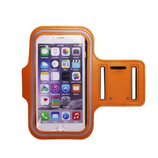 Športna torbica za na roko iPhone 6Plus/6S Plus (PT) - oranžna