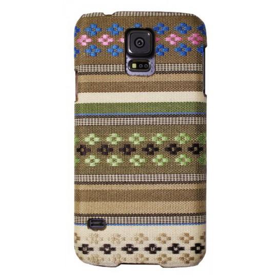 Samsung Galaxy S5/S5 Neo - Okrasni pokrovček (59F) - vzorec 02