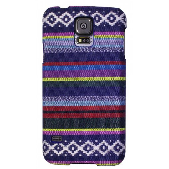 Samsung Galaxy S5/S5 Neo - Okrasni pokrovček (59F) - vzorec 03