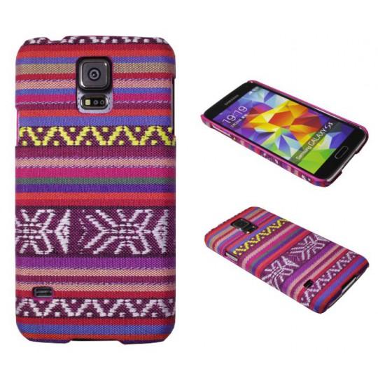 Samsung Galaxy S5/S5 Neo - Okrasni pokrovček (59F) - vzorec 05