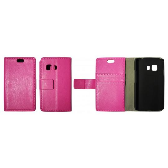 Samsung Galaxy Young 2 - Preklopna torbica (WL) - roza