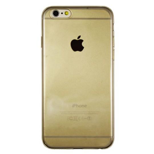 Apple iPhone 6/6S - Gumiran ovitek (22) - zlat