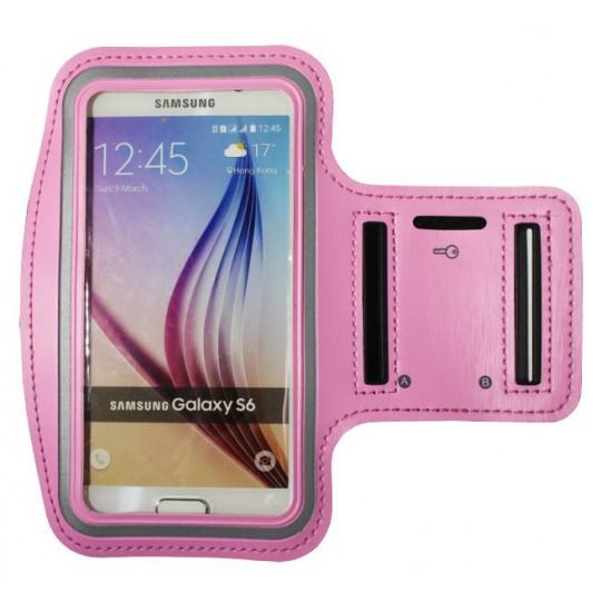 Športna torbica za na roko S6/One M9 (PT) - roza