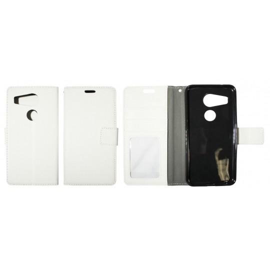 LG Nexus 5X - Preklopna torbica (WLG) - bela