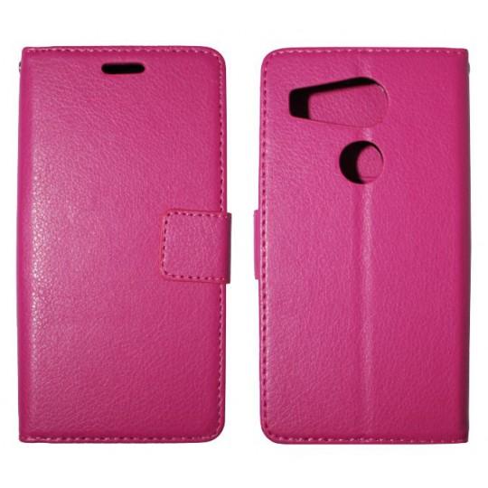 LG Nexus 5X - Preklopna torbica (WLG) - roza
