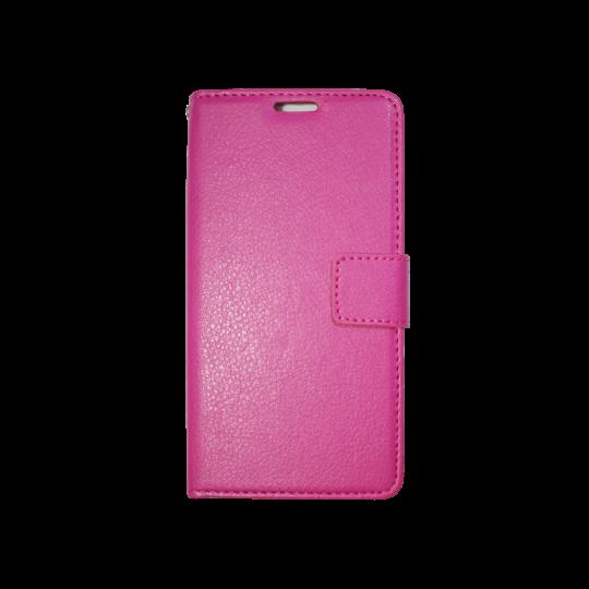 Sony Xperia M5 - Preklopna torbica (WLG) - roza