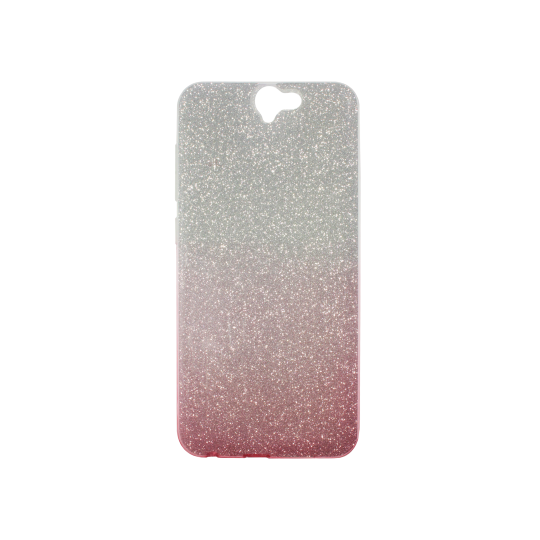 HTC One A9 - Gumiran ovitek (TPUB) - roza