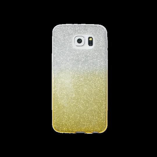 Samsung Galaxy S6 - Gumiran ovitek (TPUB) - rumena