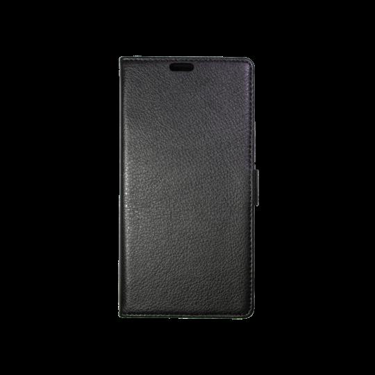 Lenovo Vibe K4 Note - Preklopna torbica (WLG) - črna