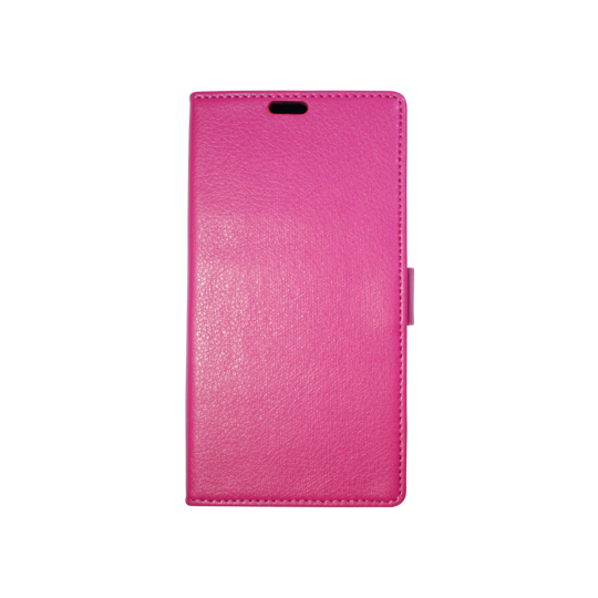 Lenovo Vibe K4 Note - Preklopna torbica (WLG) - roza
