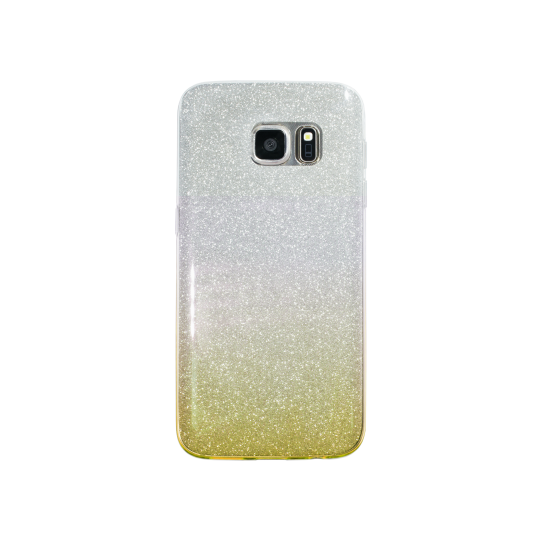 Samsung Galaxy S7 Edge - Gumiran ovitek (TPUB) - rumena