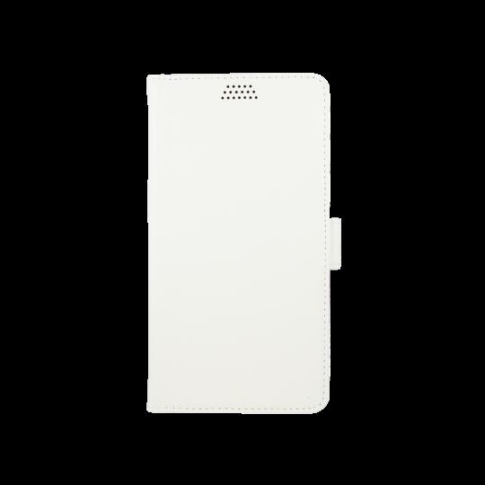 LG K10 - Preklopna torbica (WLG) - bela