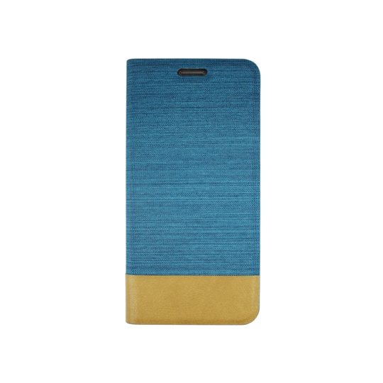 Samsung Galaxy S7 Edge - Preklopna torbica (67G) - svetlo modra