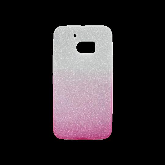 HTC 10/10 Lifestyle - Gumiran ovitek (TPUB) - roza