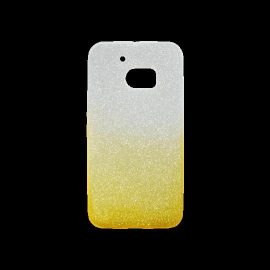HTC 10/10 Lifestyle - Gumiran ovitek (TPUB) - rumena