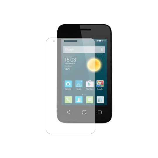 Alcatel Pixi3 (3.5) - Zaščitno steklo Basic (0,33)