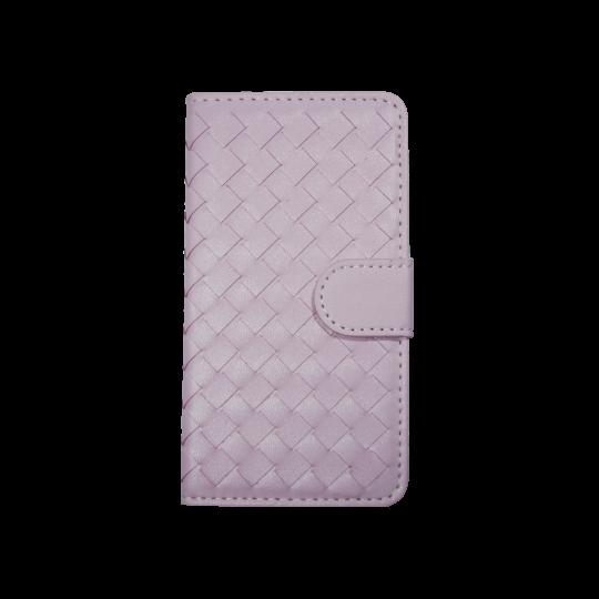Apple iPhone 5/5S/SE - Preklopna torbica (58) - roza