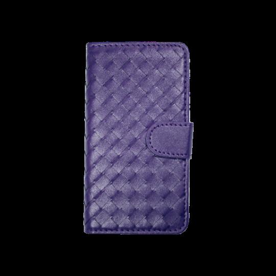 Apple iPhone 5/5S/SE - Preklopna torbica (58) - vijolična