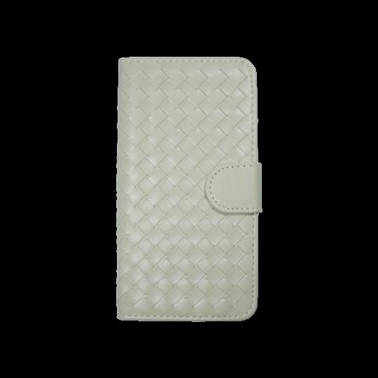 Apple iPhone 6/6S - Preklopna torbica (58) - bela