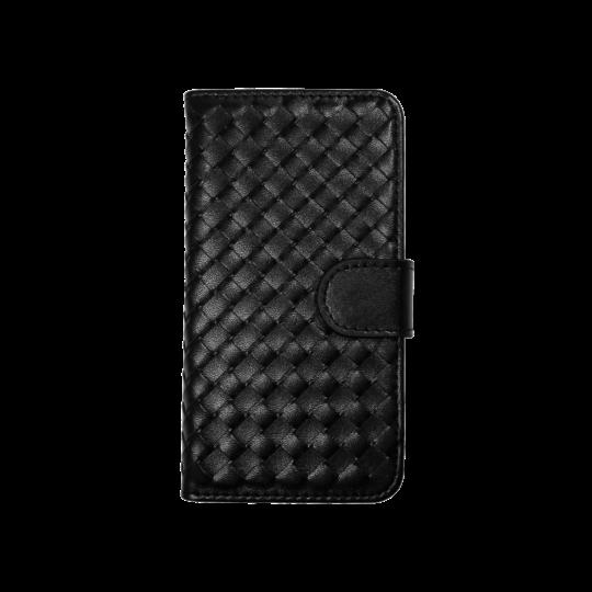 Apple iPhone 6/6S - Preklopna torbica (58) - črna