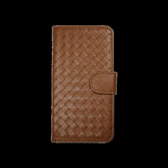 Apple iPhone 6/6S - Preklopna torbica (58) - rjava