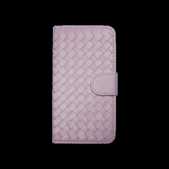 Apple iPhone 6/6S - Preklopna torbica (58) - roza