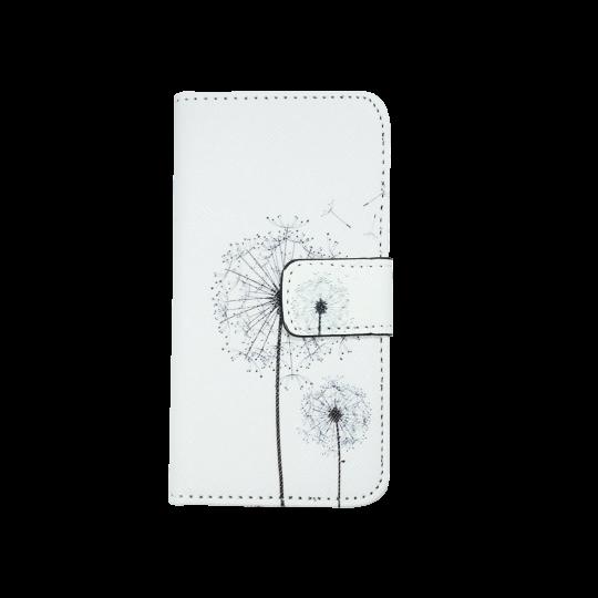 Apple iPhone 5/5S/SE - Preklopna torbica (WLGP) - Dandelion 2