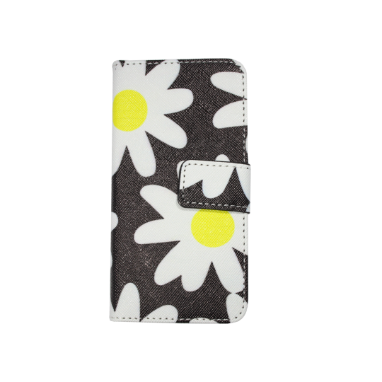 Apple iPhone 5/5S/SE - Preklopna torbica (WLGP) - Daisy