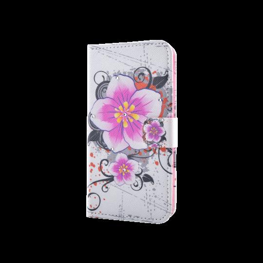 LG G5/G5 SE - Preklopna torbica (WLGP) - Flower
