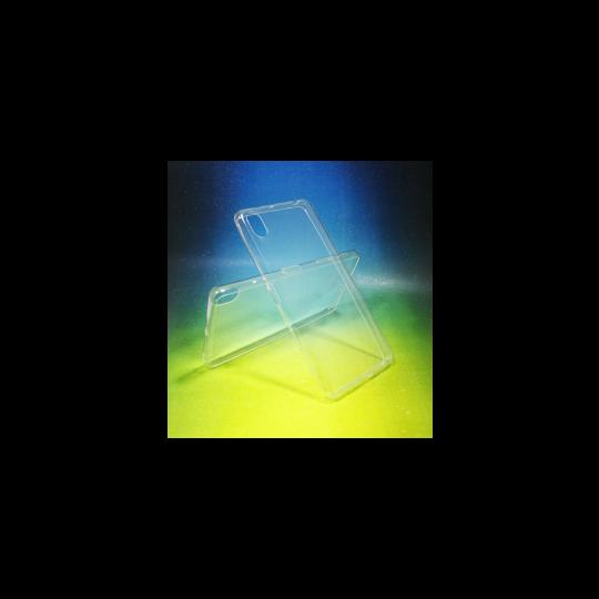 Sony Xperia X - Gumiran ovitek (TPUA) - prosojen
