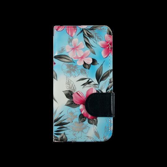 Apple iPhone 5/5S/SE - Preklopna torbica (64) - plava
