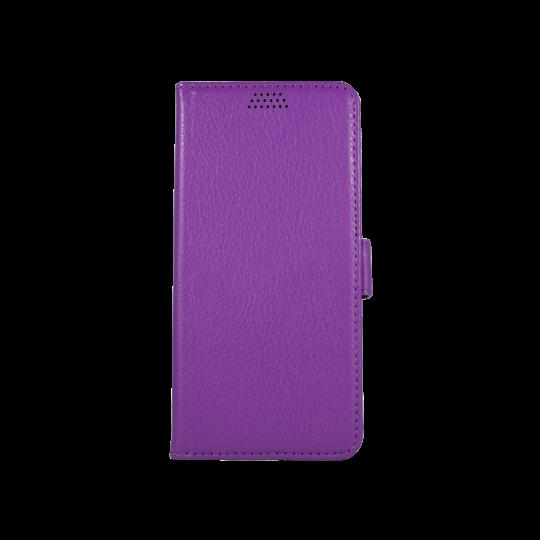 Sony Xperia X - Preklopna torbica (WLG) - vijolična