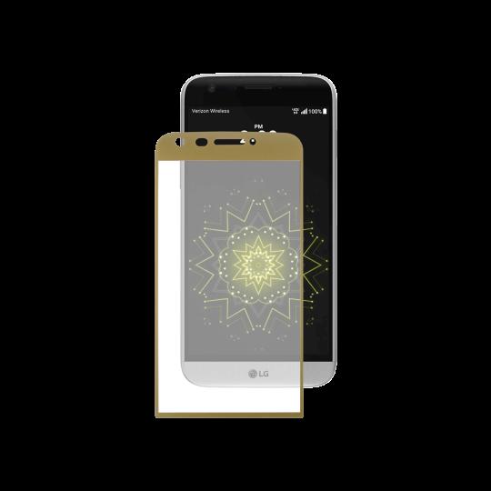 LG G5/G5 SE - Zaščitno steklo Excellence (0,33) - zlato