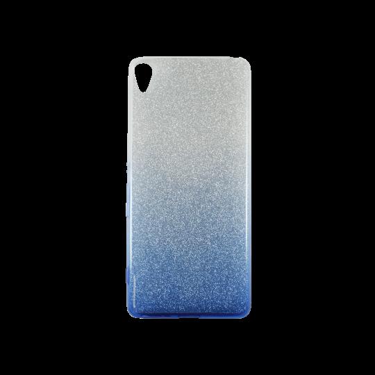 Sony Xperia XA - Gumiran ovitek (TPUB) - modra