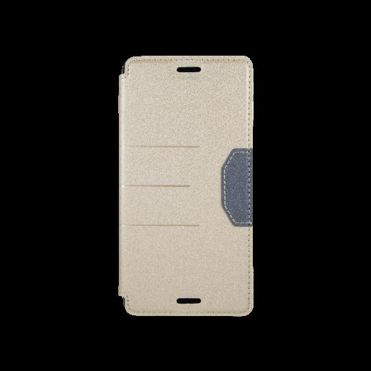 Sony Xperia X - Preklopna torbica (47G) - bež