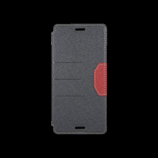 Sony Xperia X - Preklopna torbica (47G) - črna