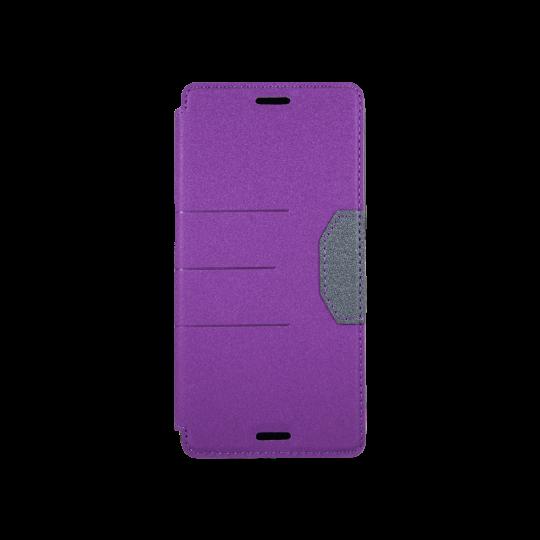 Sony Xperia X - Preklopna torbica (47G) - vijolična