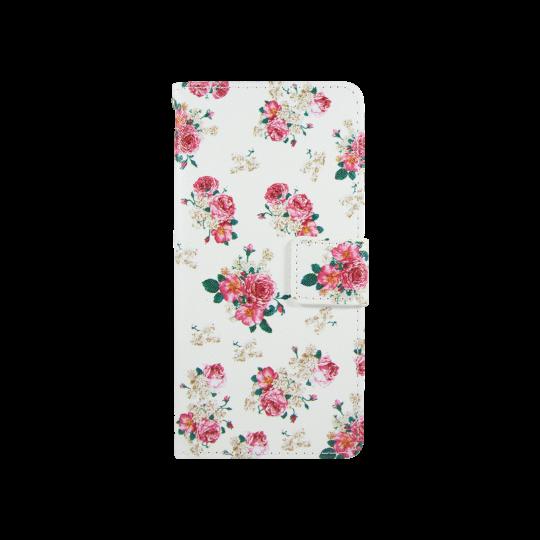 Sony Xperia X - Preklopna torbica (WLGP) - Flowers