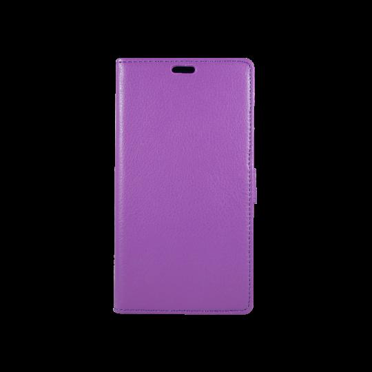 Lenovo Vibe K5 Note - Preklopna torbica (WLG) - vijolična