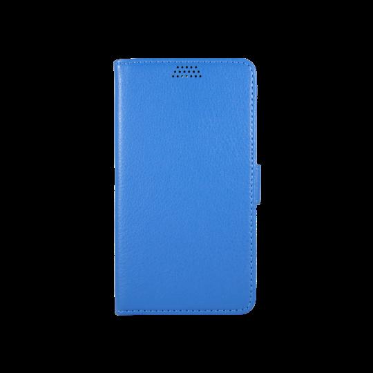 Huawei Y6 Pro - Preklopna torbica (WLG) - modra