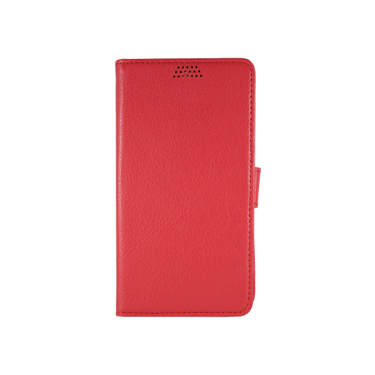 Huawei Y6 Pro - Preklopna torbica (WLG) - rdeča