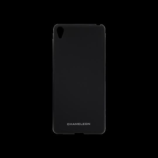 Sony Xperia XA - Gumiran ovitek (TPUM) - črn mat